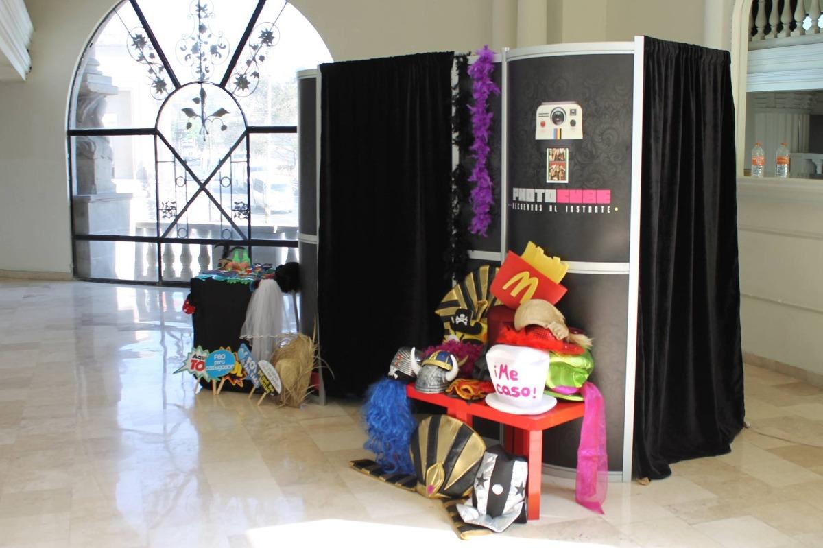 Foto Cabina Para Eventos : Razones por las que deberías contratar una cabina de fotos para