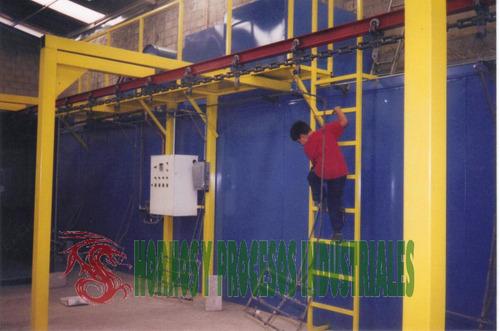 cabinas para pintura