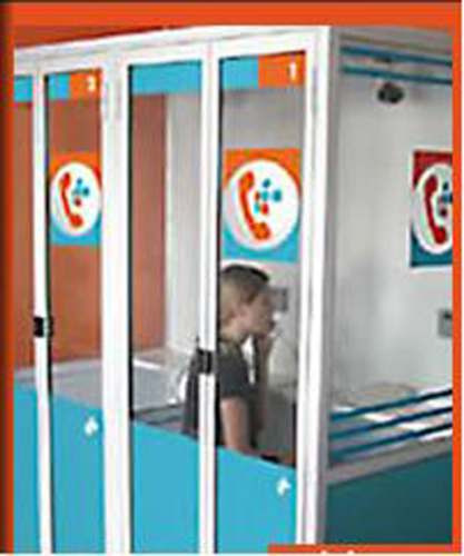 cabinas telefónicas comodato 100% instala en 3hs! 1165679191