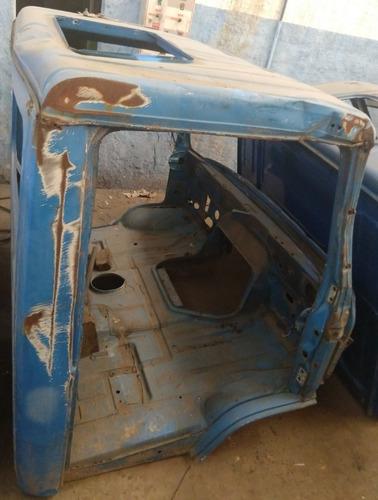 cabine bicudinha 1620 azul sem portas 6946000005