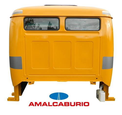 cabine cara preta mercedes benz agl 1113/1518 cod.939