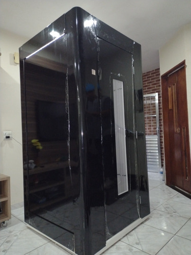 cabine de bronzeamento artificial