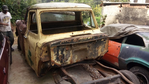 cabine de pick up ford f100 1954 importada