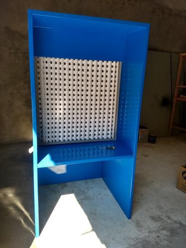 cabine de pintura