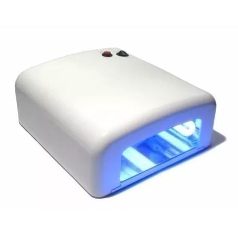 cabine estufa uv maquina secar unha gel manicure 36w 110v r 35 90 em mercado livre. Black Bedroom Furniture Sets. Home Design Ideas