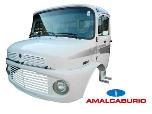 cabine farol redondo mercedes benz agl 1113/1518 cod797pa/fa
