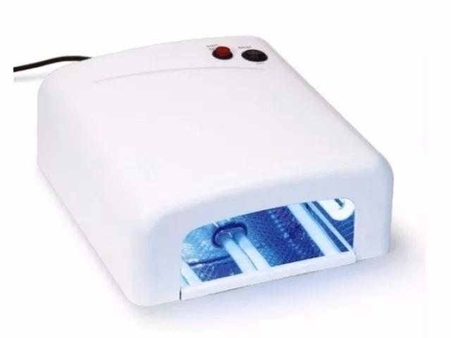 Cabine forninho profissional unha gel lampada uv led estufa r