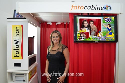 cabine foto, foto cabine, aluguel