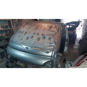 Cabine Hyundai Hr 08