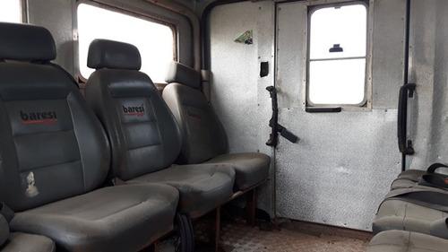 cabine suplementar 16 passageiros assentos individuais l