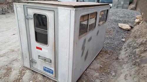 cabine suplementar 8 passageiros baressi ano 2009