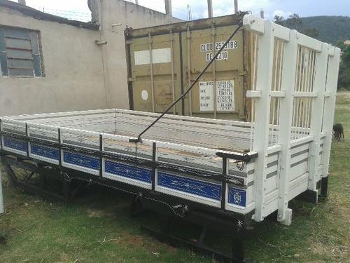 cabine suplementar / carroceria l