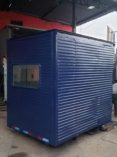 cabine suplementar fibra 2014 8 lugares auxiliar casinha 6
