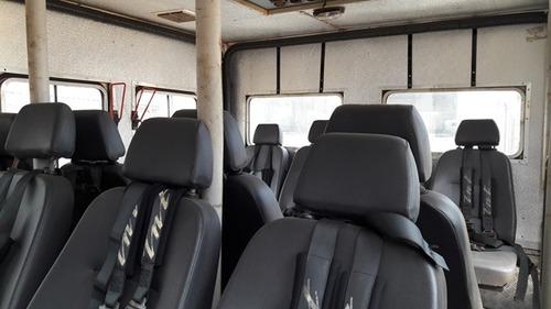 cabine suplementar para 16 passageiros l ano 2012