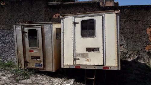 cabine suplementar real ano 2012   cabine com bancos