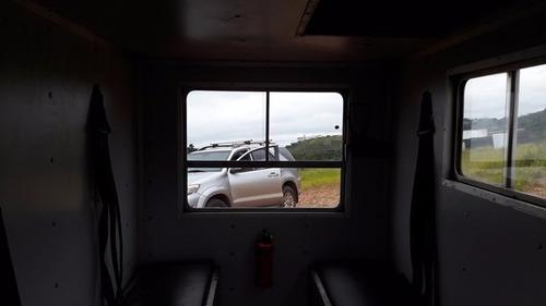 cabine suplementar são pedro 8 passageiros com carroceria