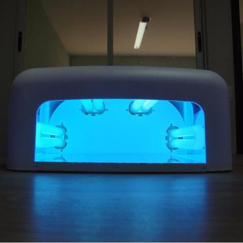 cabine uv uni professional yf727 127v 36w r 194 00 em mercado livre. Black Bedroom Furniture Sets. Home Design Ideas