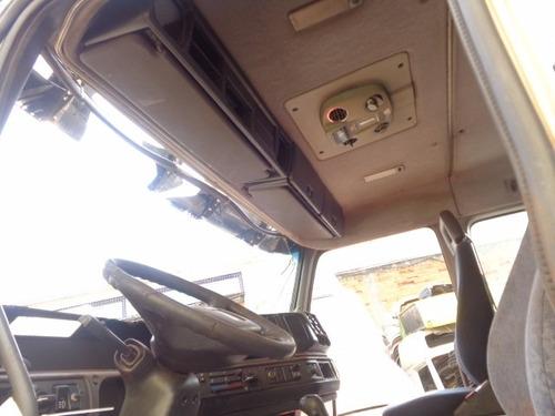 cabine volvo fh 380, ano 2002, semi completa, teto baixo
