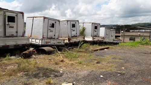 cabines para transporte de passageiros suplementar