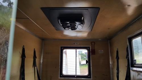 cabines suplementar l módulo passageiros l casinha l 8 lug