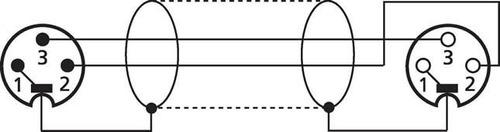 cable 10 metros jack canon a macho canon microfono xlr ó dmx