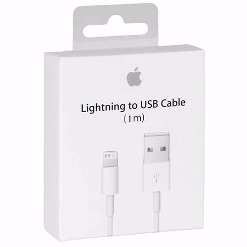 cable 100% original lightning ios10 iphone 5/6/7 garantia 6