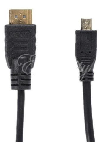cable 1.5m microhdmi a hdmi 1080p gopro hd hero 3 3+ 4 5