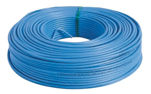 cable 2.5 mm unipolar rollo x 100mts electricidad