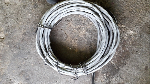 cable 4 puntas aluminio