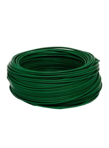cable 7 hilos #6  verde *metro thhn/thwn awg 600v 90c procab