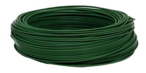cable 7 hilos no10 verde x100 metro thhn/thwn awg 600v 90c p