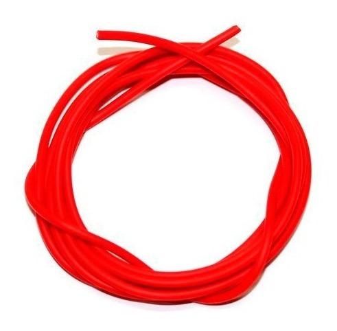 cable 7 hilos no12 rojo rollox 100m thhn/thwn awg 600v 90c p