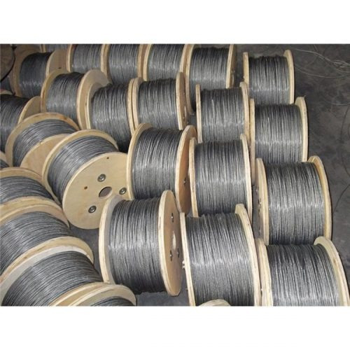 cable acero galvanizado diametro 1/16 150m 7x7 obi 213591