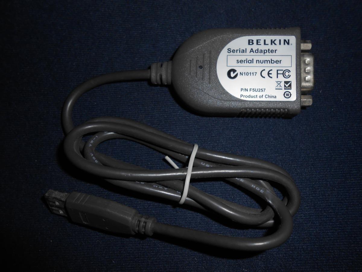 NEW DRIVER: BELKIN N10117