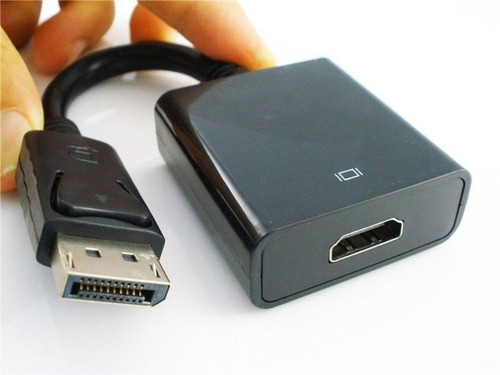 cable adaptador conversor d p display port m a hdmi h