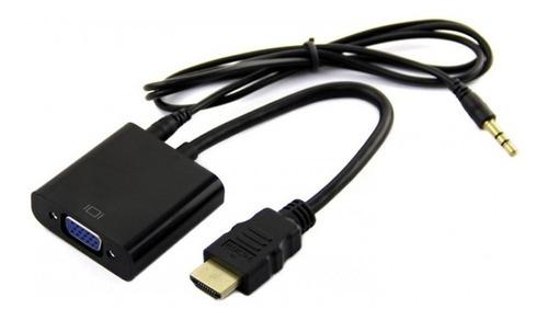 cable adaptador convertidor hdmi a vga ps3  fact a