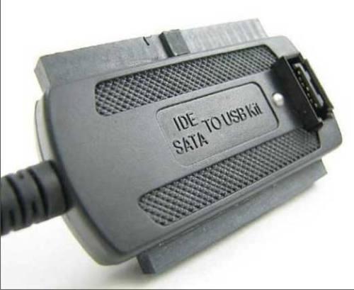 cable adaptador convertidor sata ide