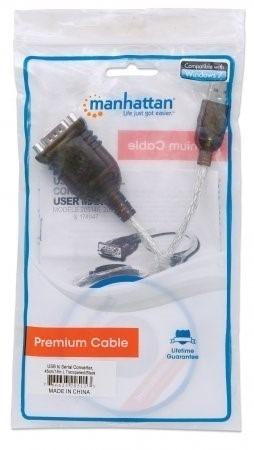 cable adaptador convertidor usb a serial db9 rs232