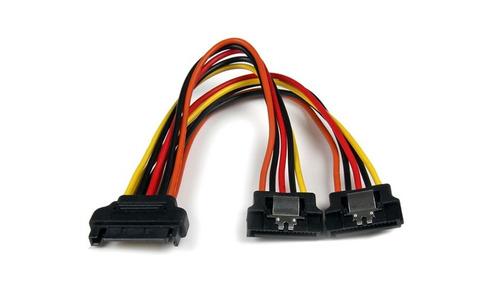 cable adaptador divisor splitter de alimentacion sata