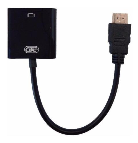 cable adaptador hdmi a vga conversor notebook pc a proyector