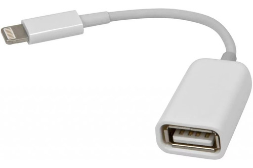 cable adaptador iphone otg usb para iphone