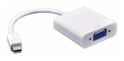 cable adaptador mini display port thunderbolt a vga macbook