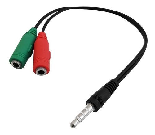 cable adaptador mini plug para auriculares ps4 pc jack 3.5 auricular para ps4