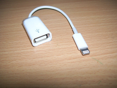 cable adaptador otg ipad iphone 5 nuevos oferta!!!