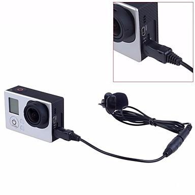 cable adaptador para microfono gopro fotoplusuy