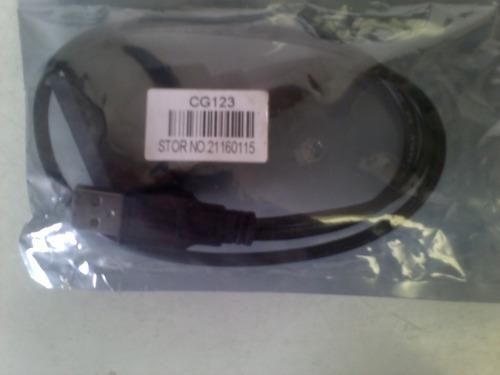 cable adaptador sata usb 2.5 para disco duro sellados