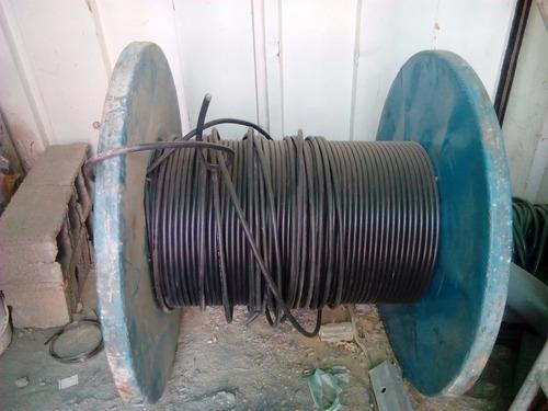 cable aluminio con cubierta 1/0