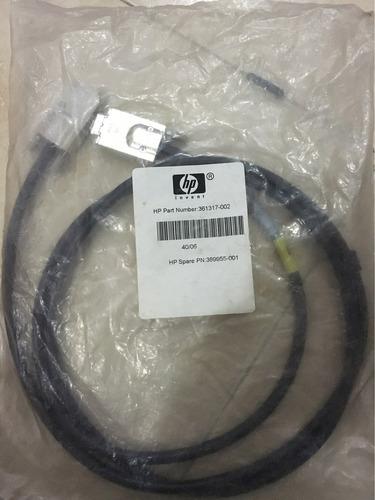 cable amphenol sas hp 361317-002
