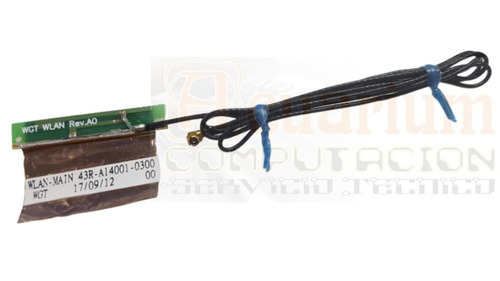 cable antena wifi 58cm notebook bgh f-810n linea f-800