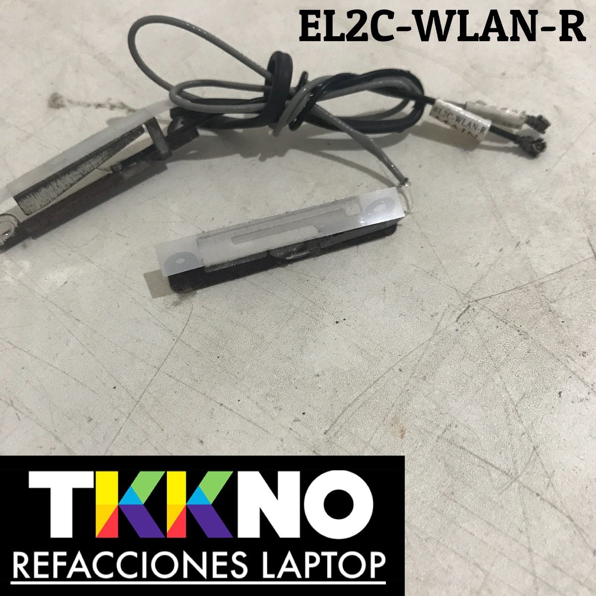 Cable Antena Wifi Gateway Zx4300 M3700 P/n: El2c-wlan-r - $ 59 00